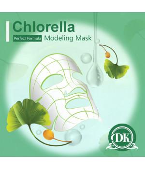 Моделирующая маска с водорослей Хлорелла