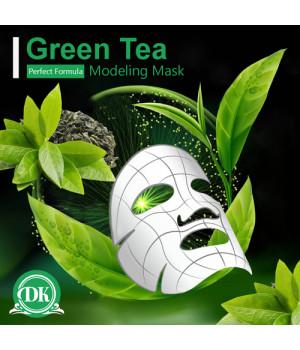 Моделирующая маска с Зеленого чая
