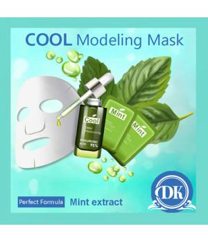 Моделирующая маска с мяты